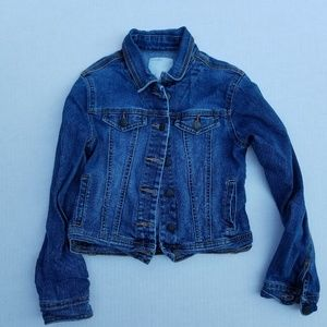 Denim jacket for girls.